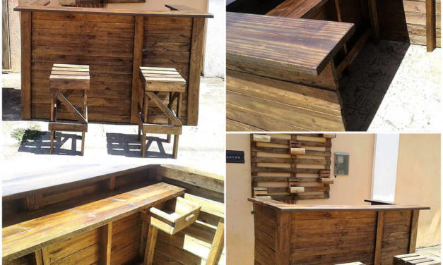 Easy Pallet Projects You Can Do At Home