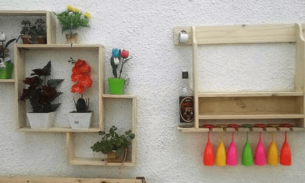 Easy, Cheap and Awesome DIY Pallet Ideas