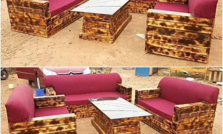 Some Cool Ideas Out of Wood Pallets