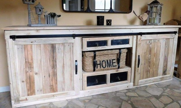 Creative Projects Made with Recycled Pallets