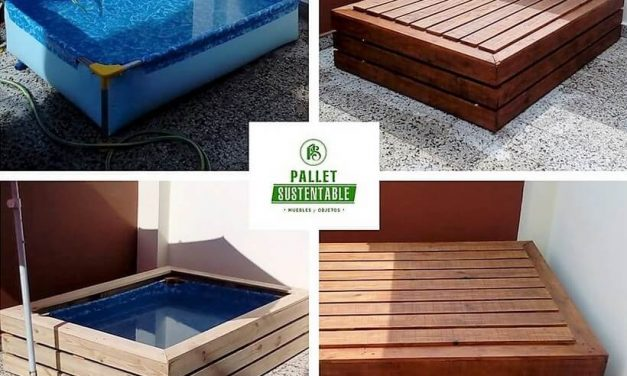 DIY Ideas For Reclaimed Wood Pallet Projects