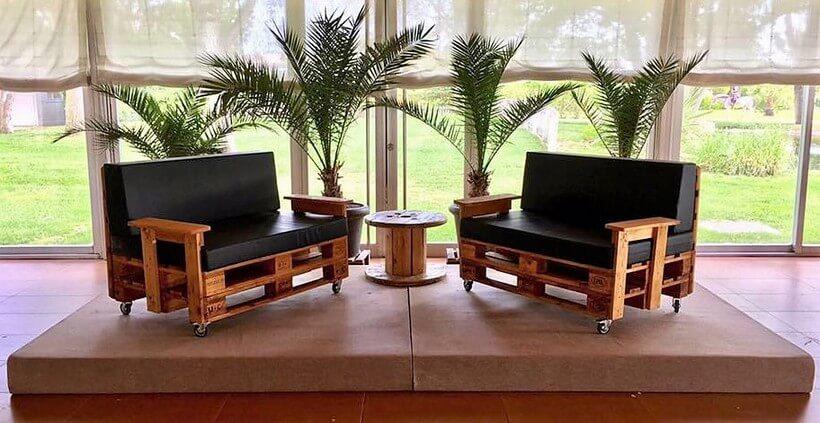 pallet furniture plan
