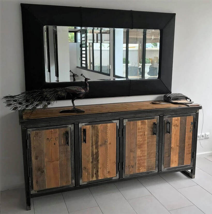 Awesome And Impressive Ideas to Upcycle Wooden Pallets