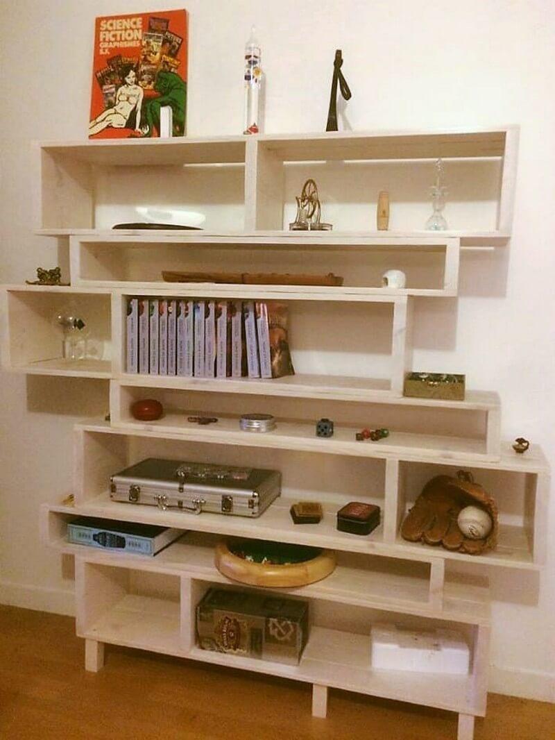 pallet shelf plan