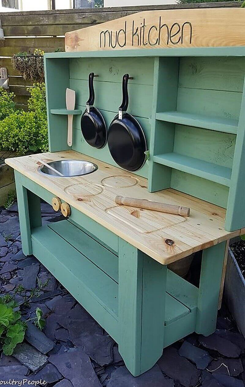 30 Cool and Fresh Wood Pallet Recycled Ideas | Pallet Ideas