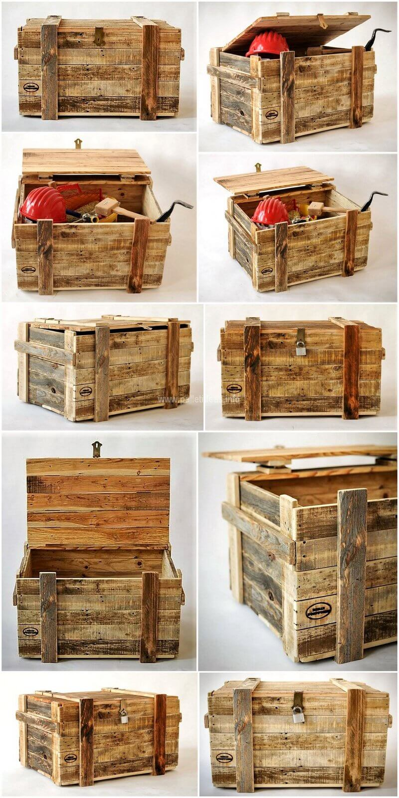 Diy Ideas To Reshape Used Shipping Wood Pallets Pallet Ideas